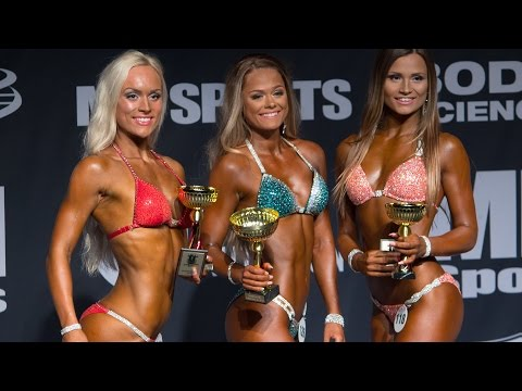 Bikini Fitness Juniors  -168cm SWEDEN Amateur competition