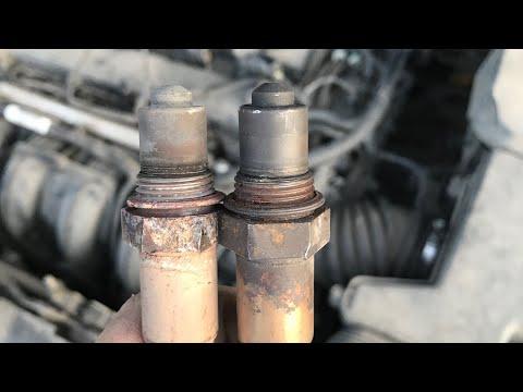 Большой расход топлива Ford Focus 2 (решено)