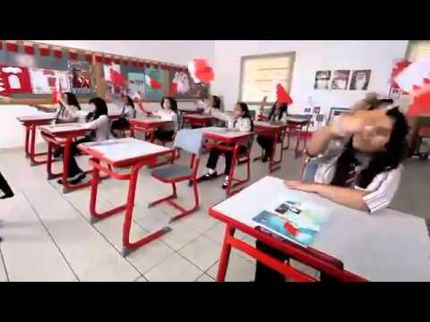 فيديو كليب حلا الترك 2012  - اغنية عاشت البحرين
