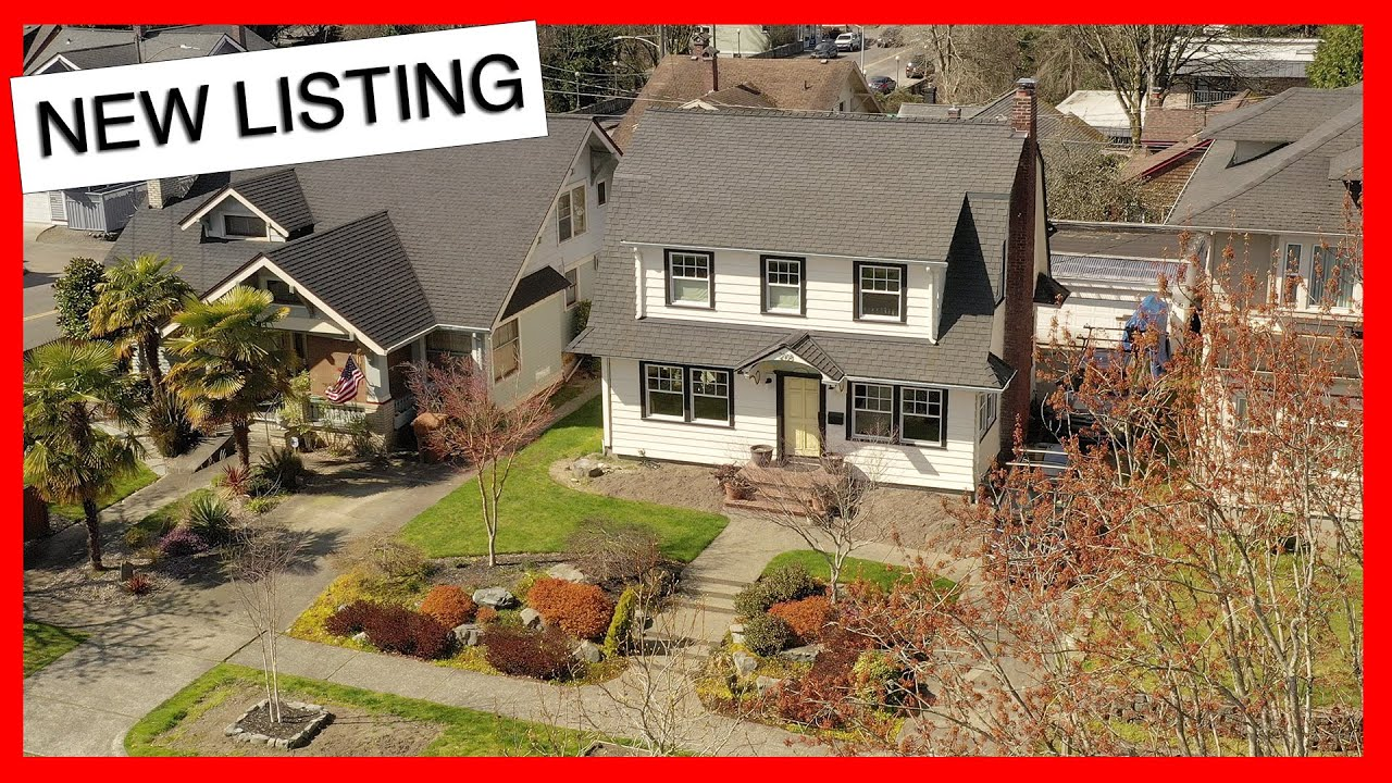 Just Listed!  2108 N Prospect St Tacoma