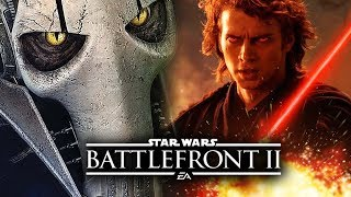 Star Wars Battlefront 2 - General Grievous and Anakin Spotted on Playlist! What Does It Mean?