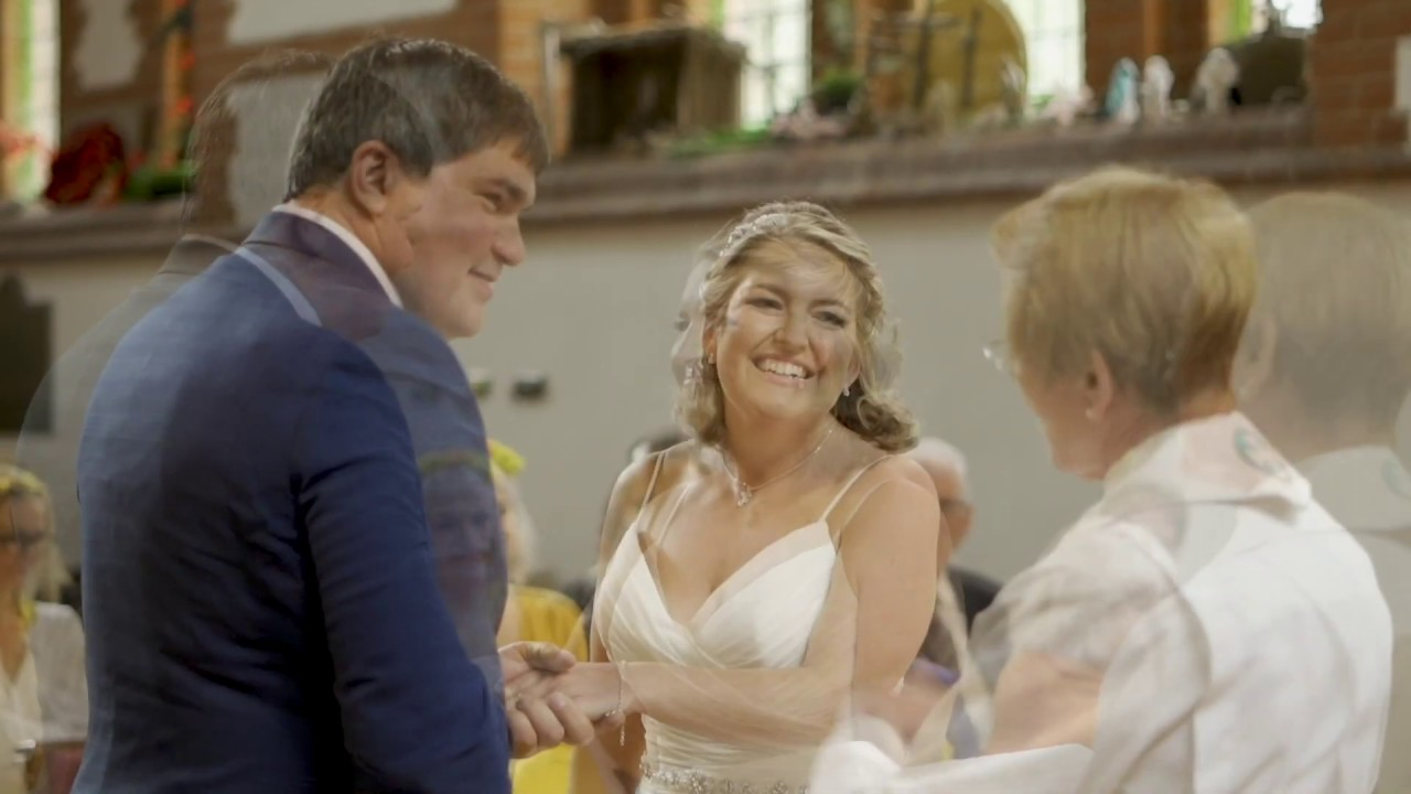 Hannah & Marat - Wedding Highlights