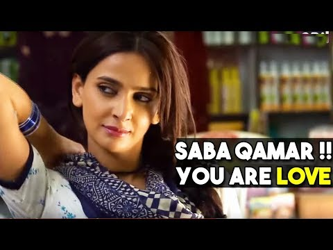 People Are FREAKING OUT At Saba Qamar CRAZY Act In BAAGHI