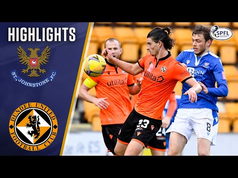 St. Johnstone Dundee Utd Goals And Highlights