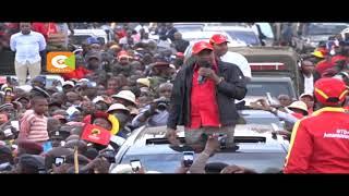President Kenyatta, DP Ruto meet Jubilee MPs