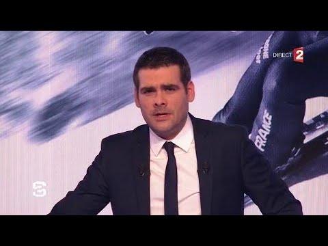 VIDEO. L'hommage de Stade 2 à David Poisson