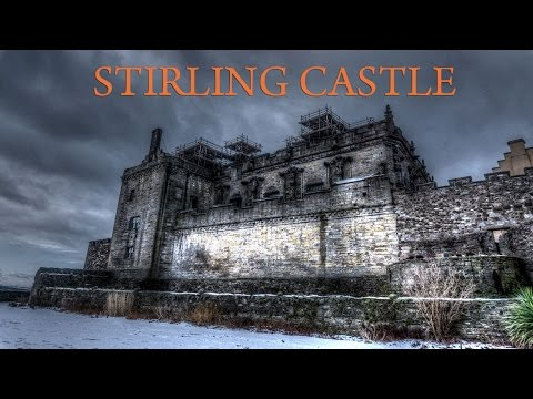 (Scotland) A Trip To Stirling Castle Tour