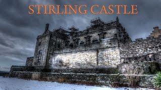 (Scotland) A Trip To Stirling Castle Tour
