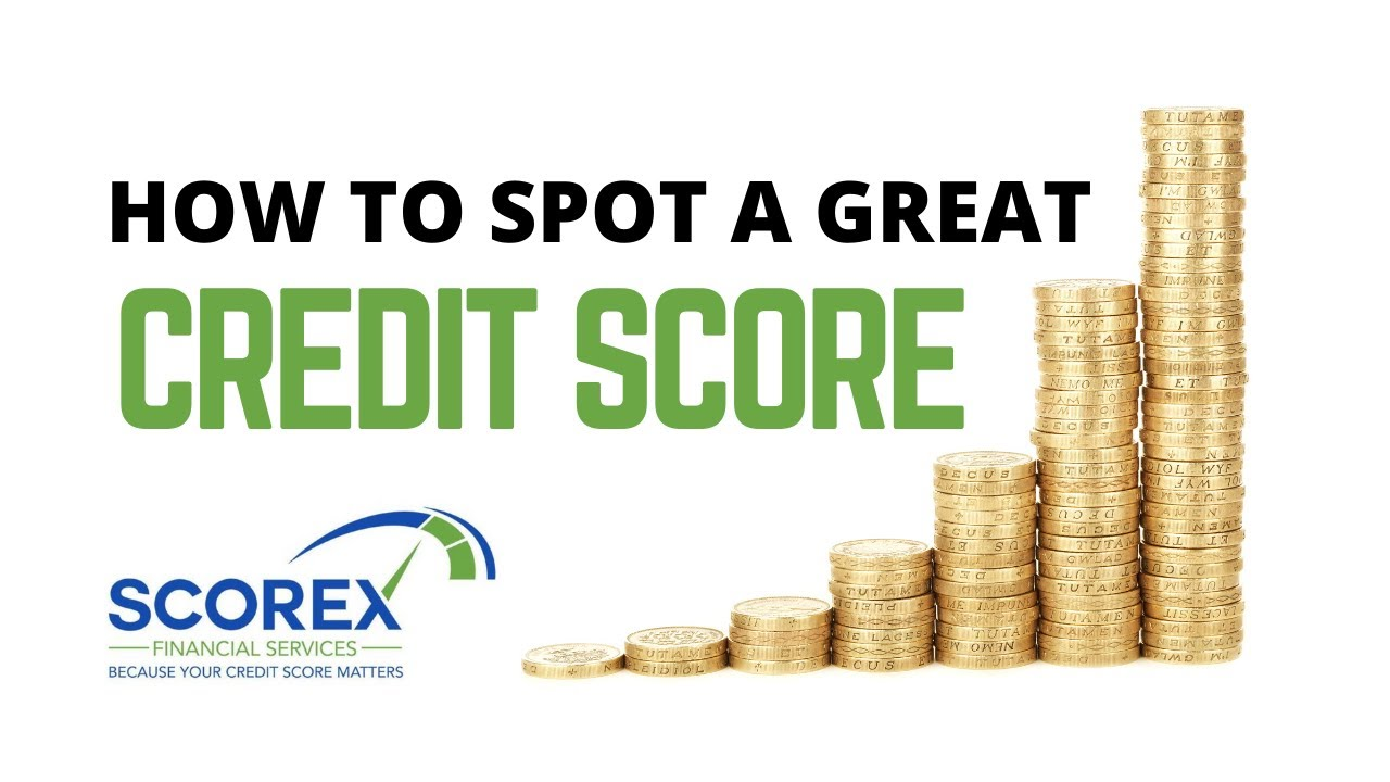 WHAT IS A GOOD CREDIT SCORE with Scorex Credit Expert Kaizen Bridget Parker