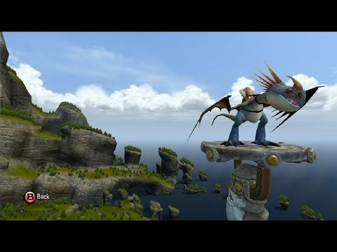 How To Train Your Dragon The Game
