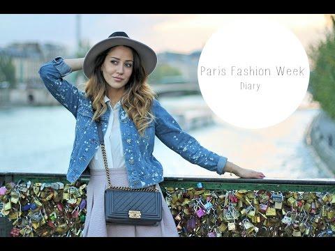 Paris Fashion Week SS15 Diary