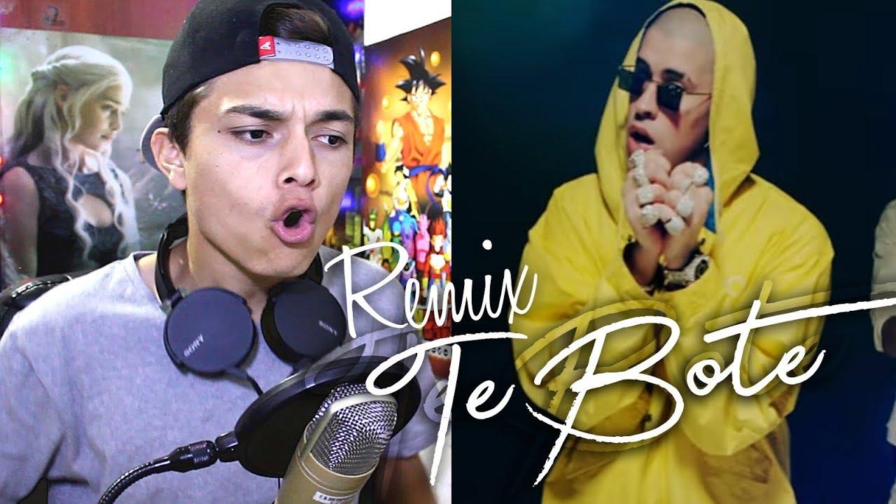 Te Bote Remix - Casper, Nio García, Darell, Nicky Jam, Bad Bunny, Ozuna | Video Oficial Reaccion #1