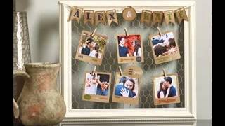 Creative Photo Frame Decorations Ideas