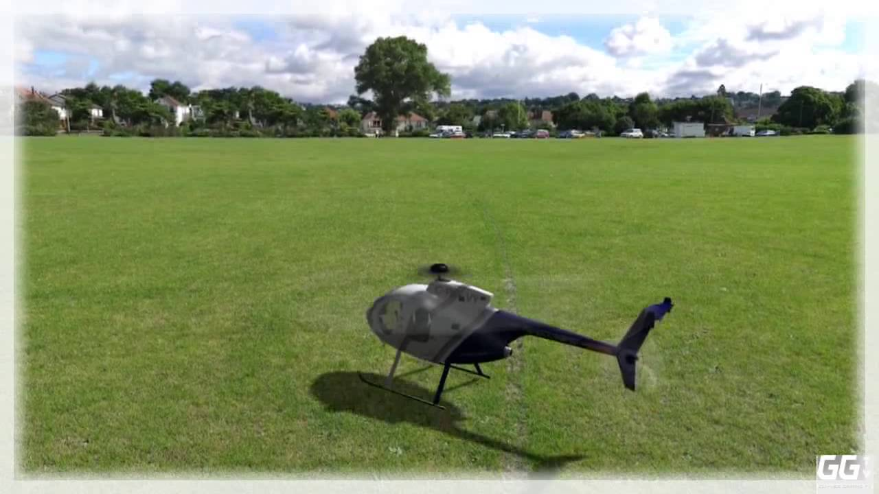 Goede RC Helicopter PHOENIX 5 and 5.5 rc flight SIM - Review + EASY info XT-24