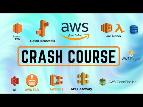 AWS Tutorial For Beginners   AWS Crash Course - Learn AWS In 5 Hours