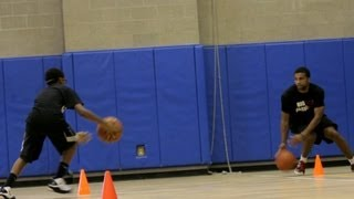 How to Do a Crossover Dribble | Basketball Moves