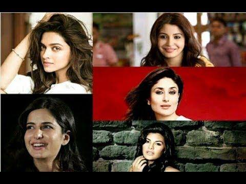 Bollywood Actresses & their debut films