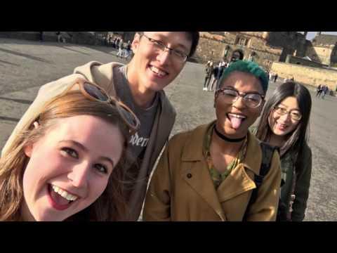 Downing Students Edinburgh City Tour HD