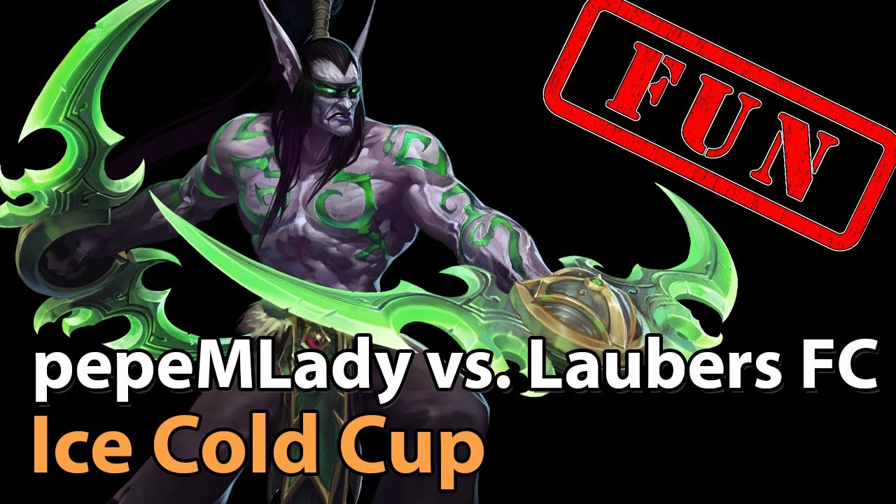 ► pepeMLady vs. Laubers Fanclub - Ice Cold Cup - Heroes of the Storm Esports