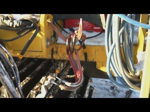pipeline hook up