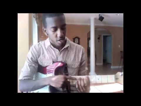 Gospel R&B Chords Guitar Lesson Free