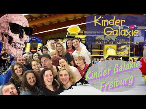 Skullluigii unterwegs: Kinder Galaxie Freiburg (FMA)