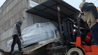 Nissan PATROL в упаковке за 75 тысяч рублей.