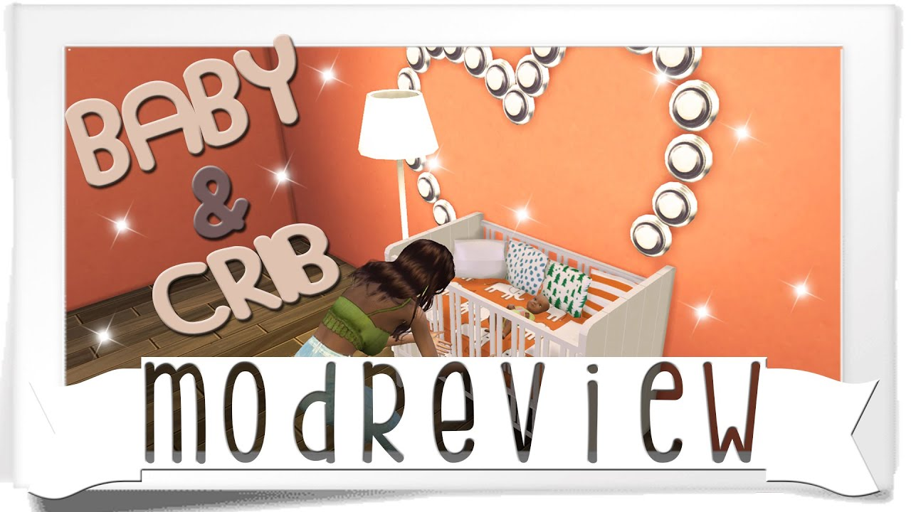 ◊ ○ the sims  mini mod review baby and crib mod ○ ◊  youtube -