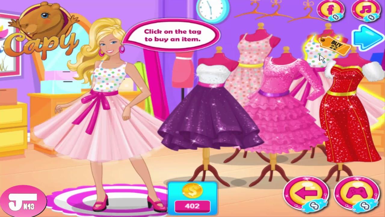 Barbie Juegos De Vestir Y Maquillar Para Jugar Juegos De Vestir Gratis De Moda 2017