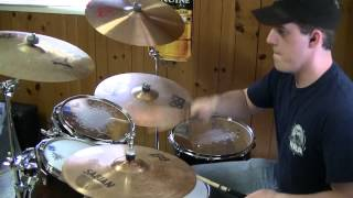 "AC/DC ""Shot Down In Flames"" (Drum Cover)"
