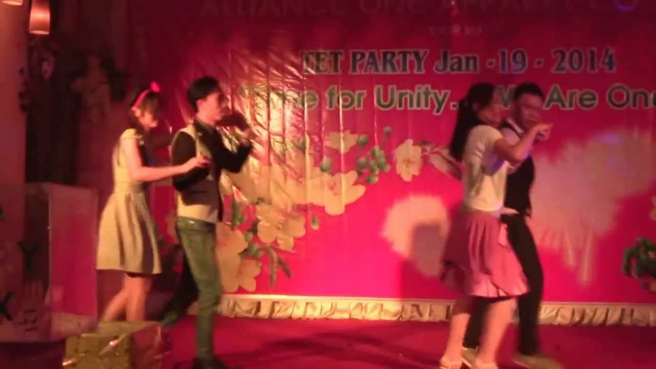 Chilly Cha Cha Cha - Tony Nguyễn... - YouTube