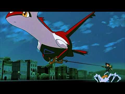 Digi May S Pokemon Journey 5 Latios Latias Youtube