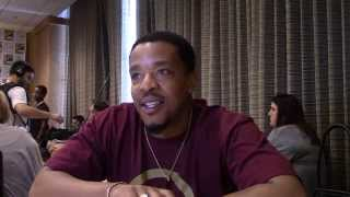 Grimm - Russell Hornsby Interview, Season 5