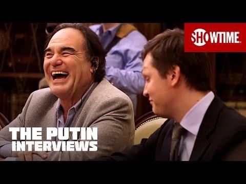 The Putin Interviews | Vladimir Putin on Creating a National Security Council | SHOWTIME