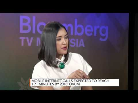 BloombergTV Malaysia Interview With Flexiroam CEO Jef Ong - Future Of Asia