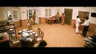 Action Hero Biju  Police Station Samson Tharakan Mass scene ‖ Nivin Pauly‖Abrid Shine ‖