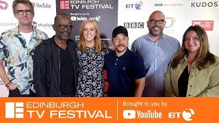 Edinburgh Television Festival 2018 Masterclass