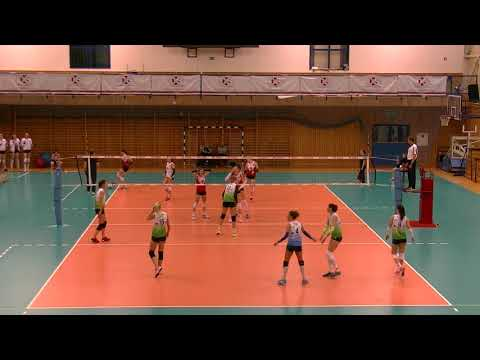 Adrianna Kukulska OH Polish League (A2) 2017/2018 nr 6 green shirt