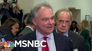 Congress Unimpressed By Trump Admin Explanation For Iran Attack | Rachel Maddow | MSNBC
