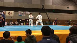 古徳大輔(茨城)vs鈴木国博(東京)