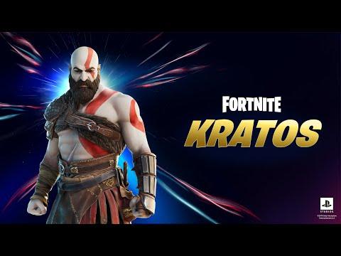 Kratos Enters Fortnite through the Zero Point