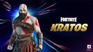 Kratos Enters Fortnite through the Zero Point