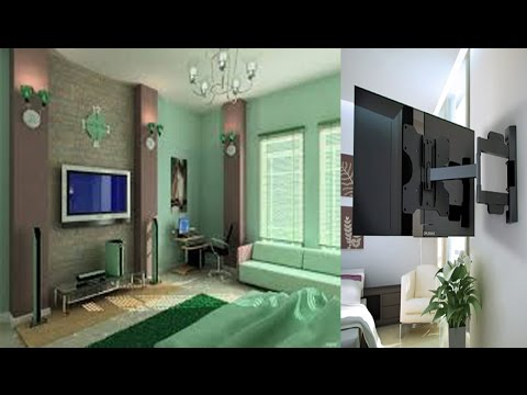 LED TV Ideas in Bedroom Latest Design Ideas of Bedroom TV - YouTube