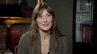 Pardonnez Moi L 39 Interview De Carla Bruni