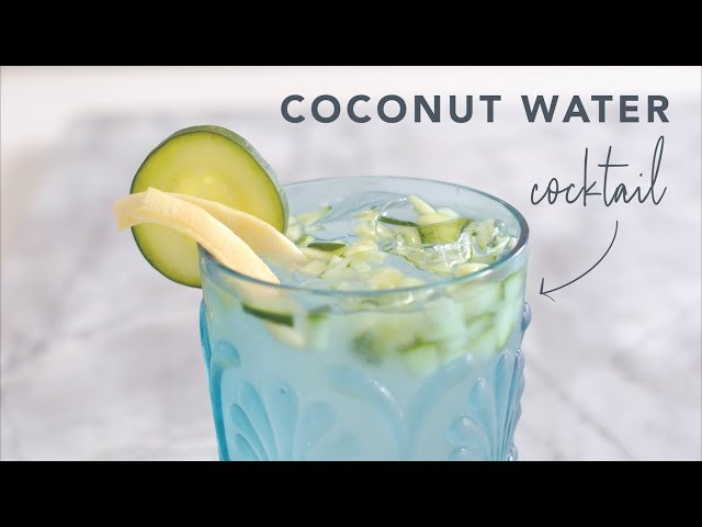 Coconut water and honey in summer will be beneficial