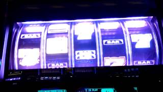 Gold Bar slot machine bonus round, 2 price selection