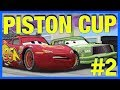 Cars : THE PISTON CUP!!