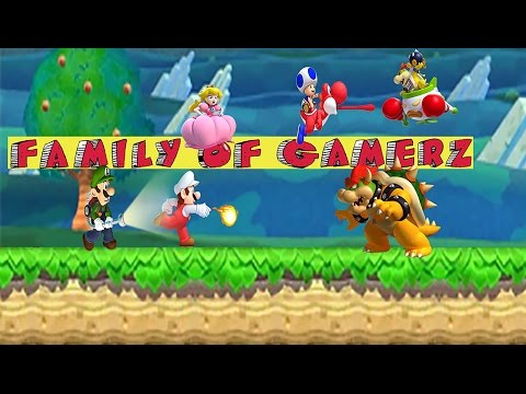*FOGZ Plays Super Mario Maker*