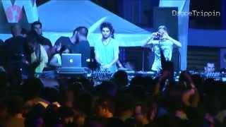 DJ Sneak, Tania Vulcano, Tato | WMC, Miami DJ Set | DanceTrippin