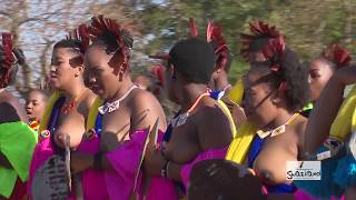 Buhle Betfu SO3EO1 Swaziland's biggest cultural event #Umhlanga